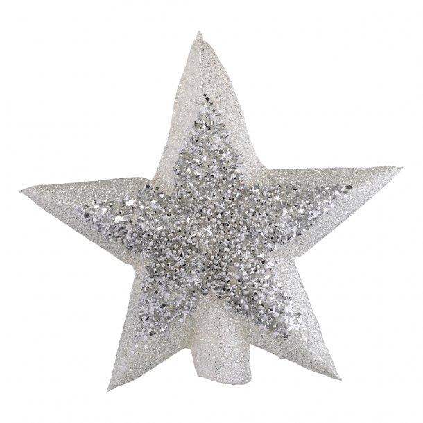 Topstjerne, sølv