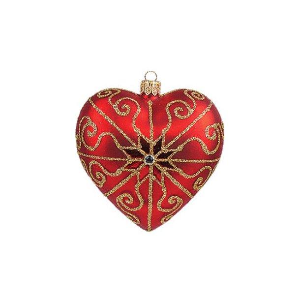 Hjerte, rødt
