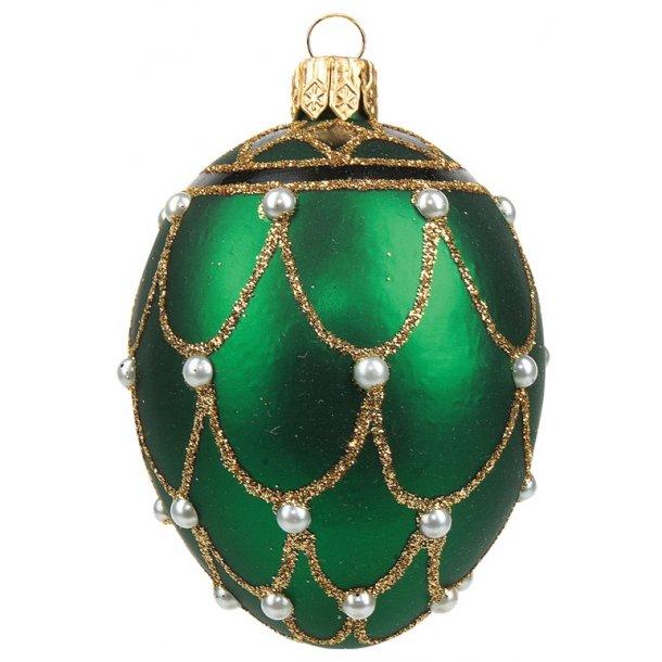 Fabergé, grønt