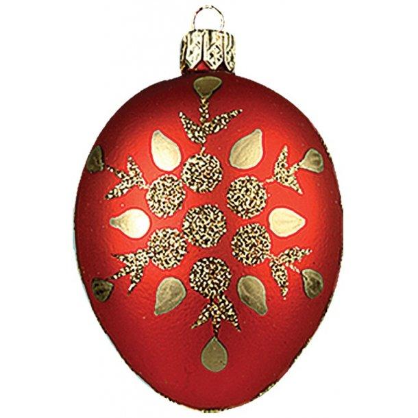 Fabergé, rødt